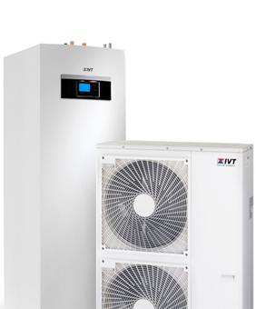 Mobilní klimatizace voda vzduch