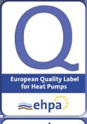 Evropská značka kvality tepelných čerpadel Q